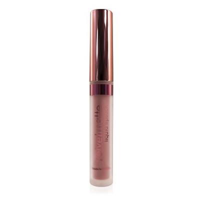 Матовая жидкая помада для губ VelvetMatte Liquid Lipstick LASplash Strawberry Colada: фото