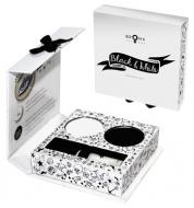 Набор для макияжа Bronx Colors Pocket Set BLACK & WHITE: фото