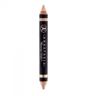 Карандаш-хайлайтер для бровей Anastasia Beverly Hills Highlighting Duo Pencil Shell/Lace: фото