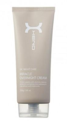 Крем для волос разглаживающий ночной XENO Miracle overnight cream 15 мл: фото