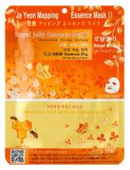 Маска для лица с экстрактом пчелиного маточного молока JAYEONMAPPING Royaljelly essence mask 25г: фото