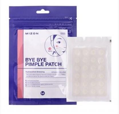 Патчи противовоспалительные локальные MIZON Bye Bye Pimple Patch 24шт: фото