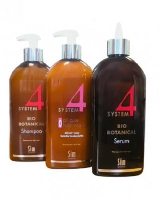 Комплекс от выпадения волос макси SIM SENSITIVE System4: фото