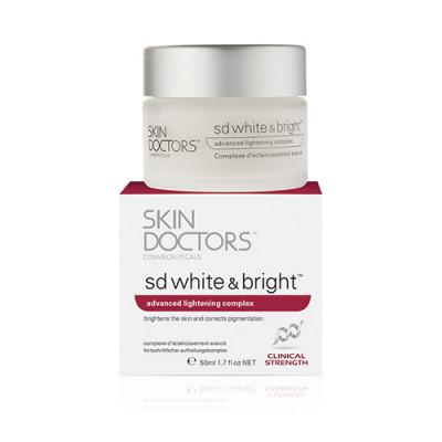 Отбеливающий крем SKIN DOCTORS White & Bright 50мл: фото