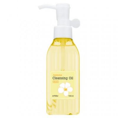 Масло гидрофильное для лица A'PIEU Jasmine Cleansing Oil Moist 150мл: фото