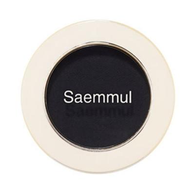 Тени для век матовые THE SAEM Saemmul single shadowmatt BK03 1,6гр: фото