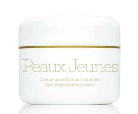 Крем для молодой проблемной кожи GERnetic PEAUX JEUNES 50мл: фото