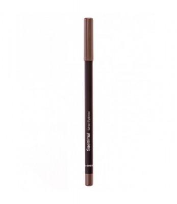 Карандаш для бровей THE SAEM Saemmul wood eyebrow 02.gray brown: фото