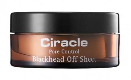 Салфетки для удаления черных точек Ciracle Blackhead Off Sheet 30шт: фото