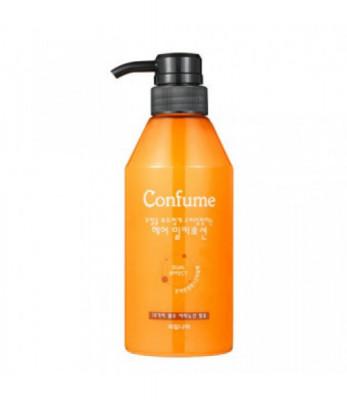 Лосьон для волос фиксирующий Welcos Confume Hair Miky Lotion 400мл: фото