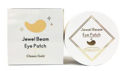 Патчи гидрогелевые с коллоидным золотом и коллагеном ETUDE HOUSE Jewel Beam Eye Patch 60шт: фото