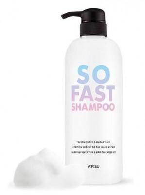 Шампунь против выпадения волос A'PIEU So Fast Shampoo 730мл: фото