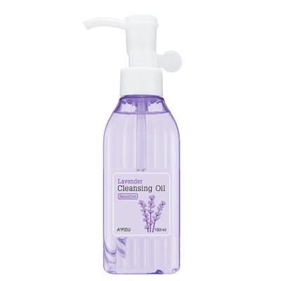 Масло гидрофильное для лица A'PIEU Lavender Cleansing Oil Sensitive 150 мл: фото
