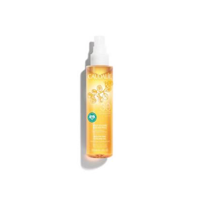 Солнцезащитное масло для совершенного загара Caudalie Teint&Soleil Divin SPF30 150мл: фото