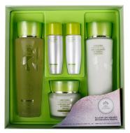 Набор для лица АЛОЭ 3W CLINIC Aloe Full Water Activating Skin 3 Kit Set: фото