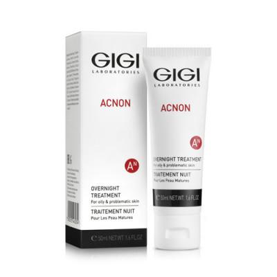 Крем ночной GIGI ACNON Overnight treatment 50мл: фото