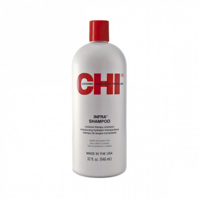 Шампунь увлажняющий CHI Infra Shampoo 946 мл: фото
