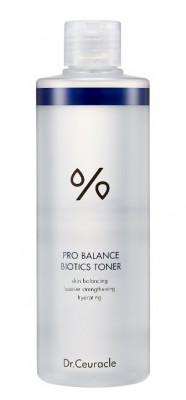 Тонер для лица с пробиотиками Dr.Ceuracle Pro-balance Biotics Toner 300 мл: фото