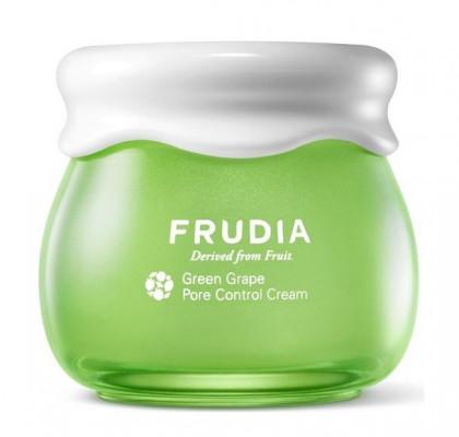 Крем-сорбет себорегулирующий с виноградом Frudia Green Grape Pore Control Cream 55 г: фото