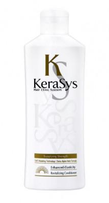Кондиционер укрепляющий для тонких и ослабленных волос KeraSys 180 мл: фото