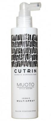 Спрей культовый многофункциональный CUTRIN MUOTO ICONIC MULTISPRAY 200мл: фото