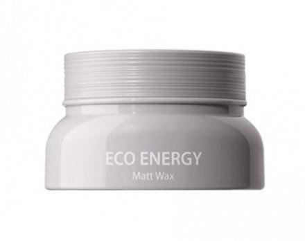 Воск для волос матирующий THE SAEM Eco Energy Matt Wax 80мл: фото