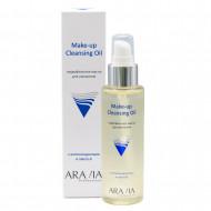 Гидрофильное масло для умывания с антиоксидантами и омега-6 ARAVIA Professional Make-Up Cleansing Oil 110 мл: фото