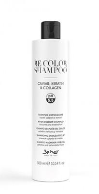Шампунь для окрашенных и поврежденных волос Be Hair Be Color After Colour Shampoo 300мл: фото