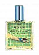 Масло сухое для лица, тела и волос Nuxe Huile Prodigieuse Florale синее 100мл: фото