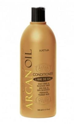 Увлажняющий кондиционер для волос с маслом Арганы Kativa ARGAN OIL 500мл: фото