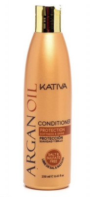 Увлажняющий кондиционер для волос с маслом Арганы Kativa ARGAN OIL 250мл: фото