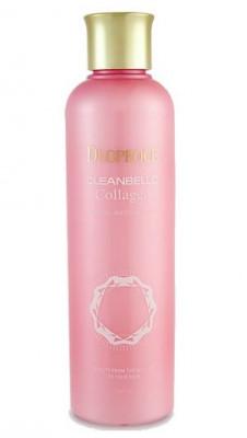 Увлажняющий лосьон с коллагеном DEOPROCE Cleanbello Collagen Essential Moisture Lotion 260мл: фото