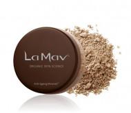 Минеральная омолаживающая пудра-основа La Mav Anti-Ageing Mineral Foundation SPF15 Dark 8г: фото