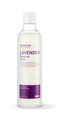 Тоник успокаивающий с экстрактом лаванды Lavender Relaxing Toner 350мл: фото