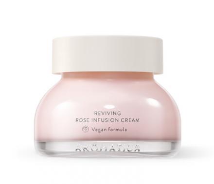 Крем с экстрактом дамасской розы Reviving Rose Infusion Cream 50мл: фото