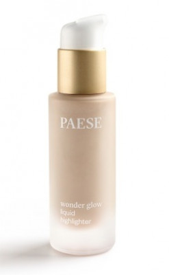 Кремовый хайлайтер PAESE WONDER GLOW LIQUID HIGHLIGHTER тон Opal 20мл: фото