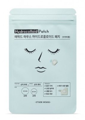 Патчи от акне ETUDE HOUSE Hydrocolloid Patch 5г/44 шт: фото
