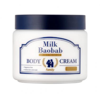 Крем для тела для всей семьи Milk Baobab Family Body Cream 500г: фото