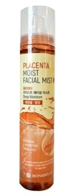 Спрей для лица ПЛАЦЕНТА Enough BONIBELLE Placenta Moist Facial Mist 130 мл: фото