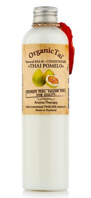 Бальзам-кондиционер для волос с маслом тайского помело Organic Tai Natural Balm-Conditioner Thai Pomelo 260мл: фото