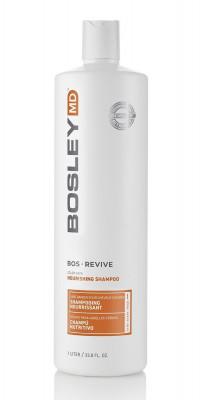 Шампунь-активатор от выпадения и для стимуляции роста волос (для окрашенных волос) BosRevive Color Safe Nourishing Shampoo 1000мл: фото